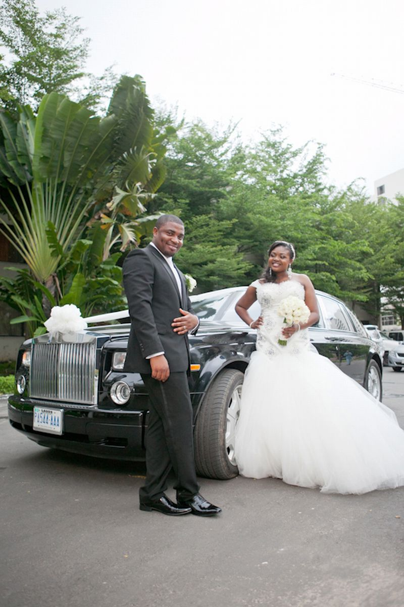 Our Wedding Story Chika Umeh Amp Jackson Ike Bellanaija