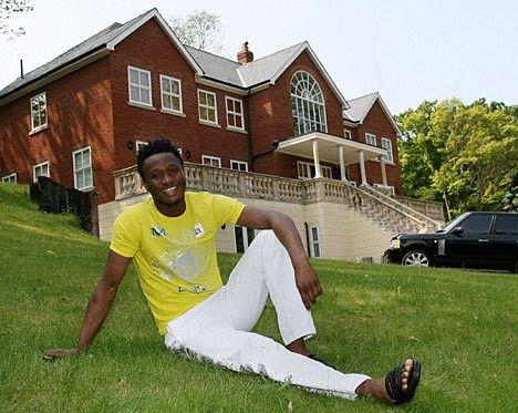 John Mikel Obi Home
