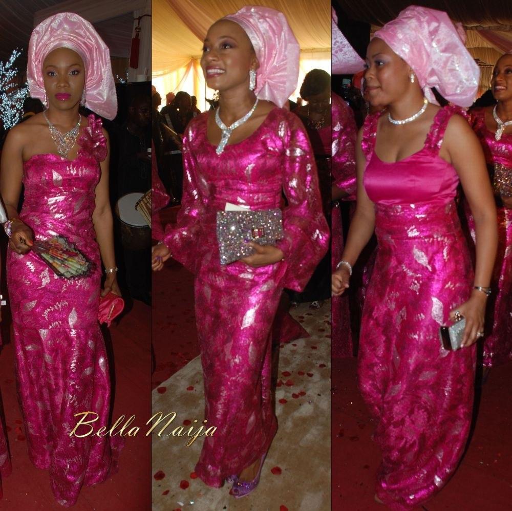 BN Wedding Glam: The Funke Fowler & Abi Kuku Traditional