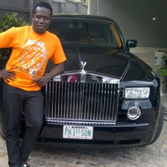 Duncan Mighty Rolls Royce Phantom - November 2011 - BellaNaija 003