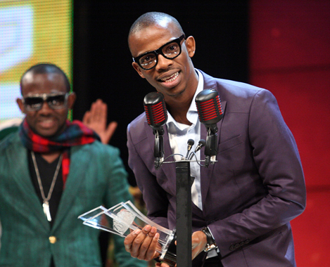 Zakes Channel O Music Video Awards 2011