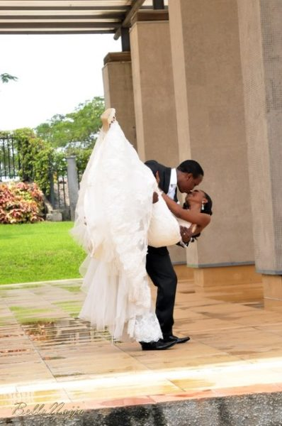 Bisi Sadiq & Tomi Soewu White Wedding - December 2011 - BellaNaija 053