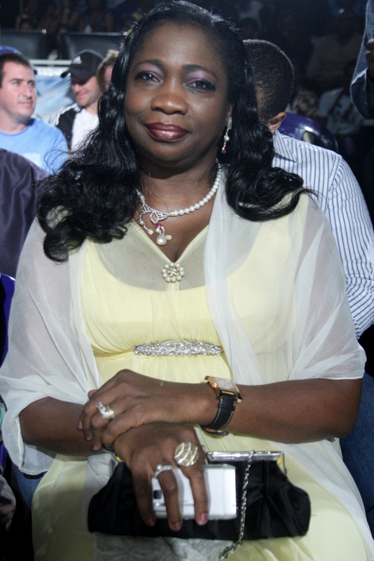 Hon. Abike Dabiri (Member, House of Representatives)