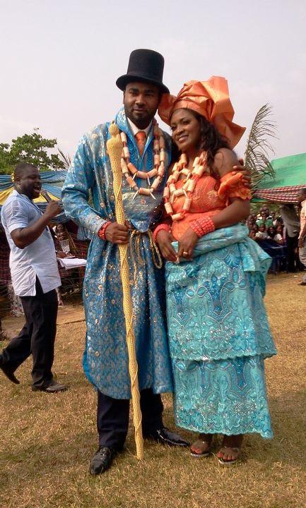 20 Best Nigerian Celebrity Weddings images | Celebrity ...