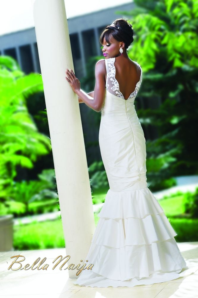Genevieve Wedding Dress 38 Vintage Cover