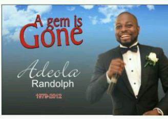 Adeola Randolph