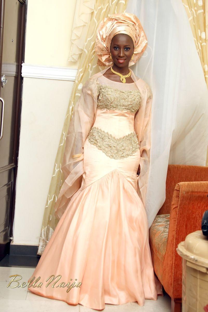 Hadiza rasheed atiku jada wed a wonderful wedding for Traditional wedding dress styles