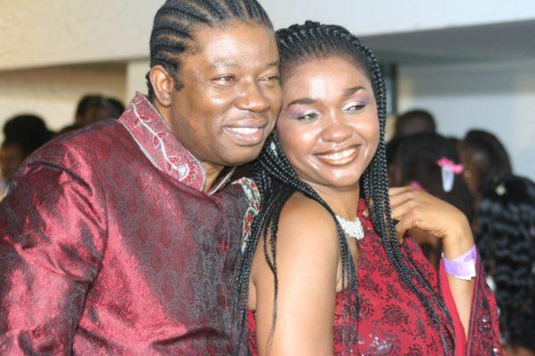 Isaac and Nneka Moses
