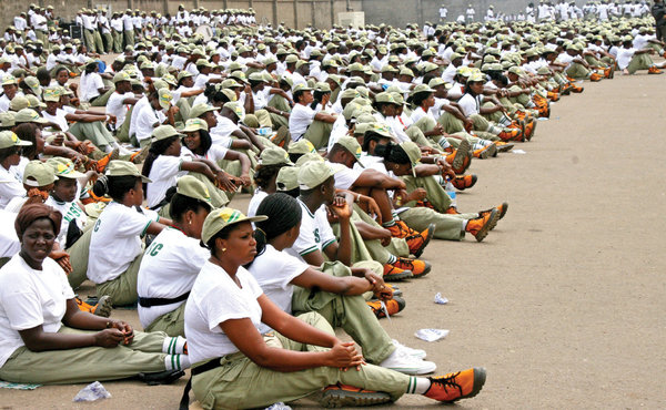NYSC 2016 Batch 'B' (Stream II) Orientation Course to Commence January 24th