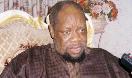 Late Chukwuemeka Odumegwu-Ojukwu
