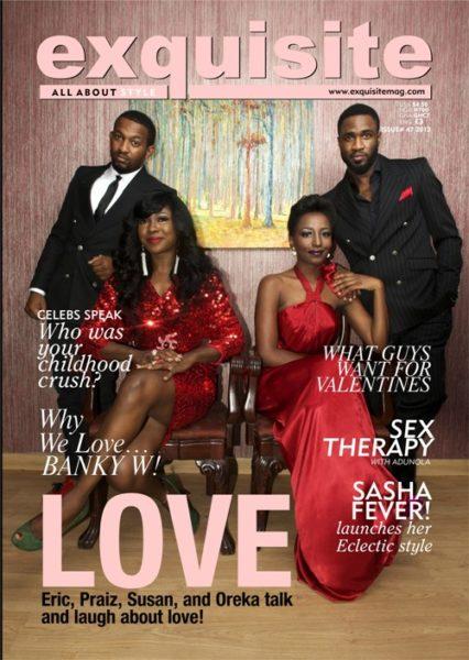 exquisite magazine Feb 2012