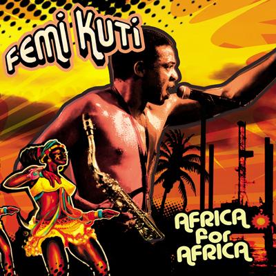 femi kuti africa for africa