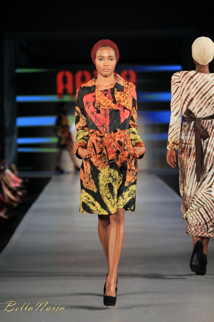 2012 Arise Magazine Fashion Week Amede Bellanaija