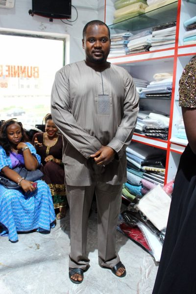 bn on the scene at the official launch of bunnie bee