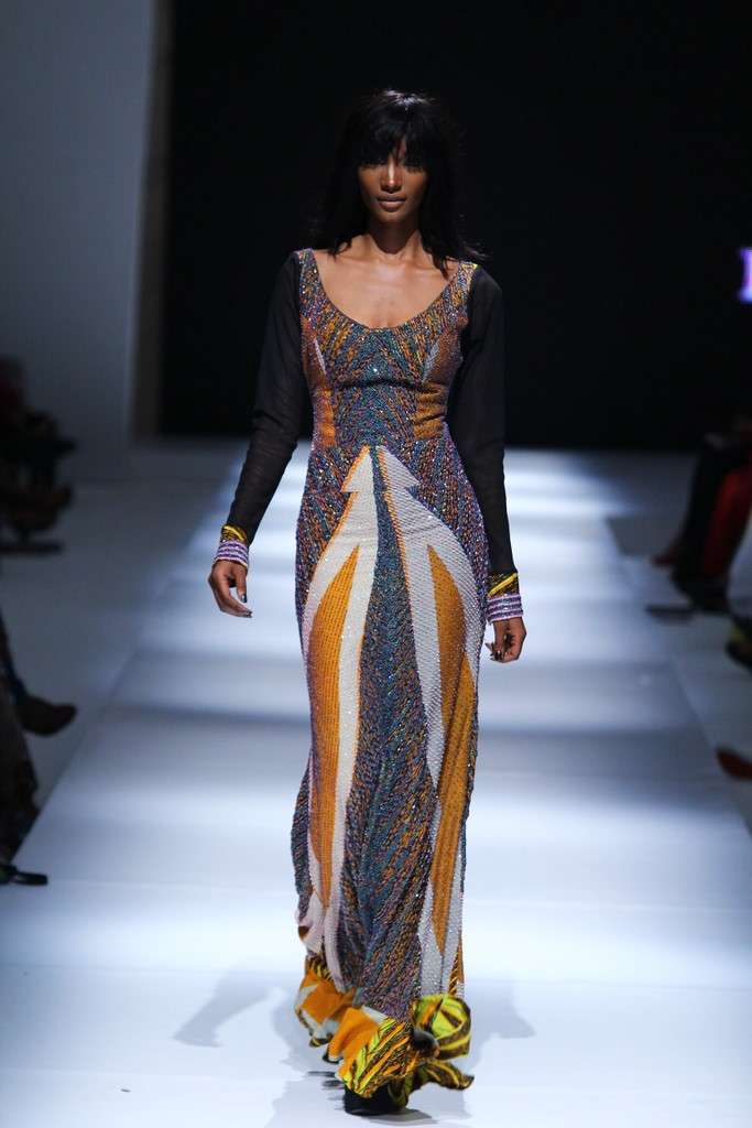 2012 Arise Magazine Fashion Week Iconic Invanity Bellanaija