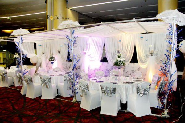 Presenting Rostal Flowers Accessories Centrepieces Gazebos