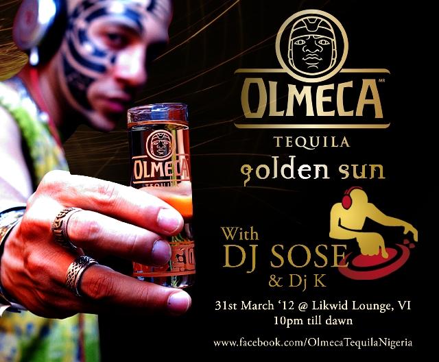 Olmeca Golden Nights The Olmeca Tequila Golden