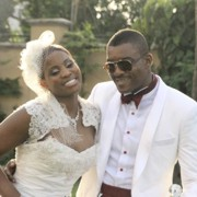 Chidi Mokeme Wedding