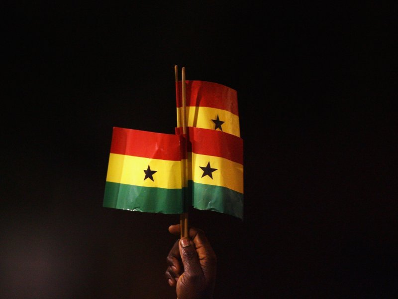 Ghana's National Flag to Fly at Half-Mast for One Week mourning Kofi Annan's Passing