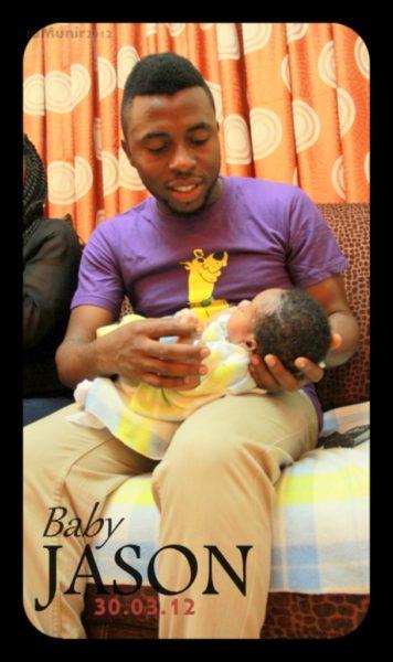 bn bytes  meet baby jason nelson chukwujindu oguachuba