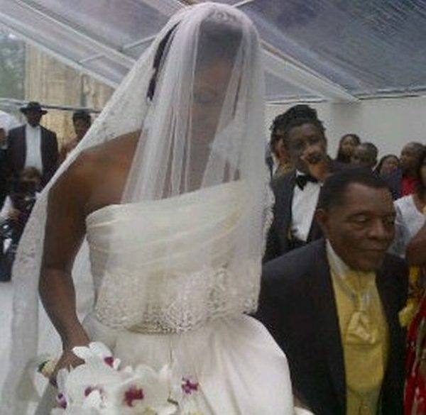Okereke stephanie wedding
