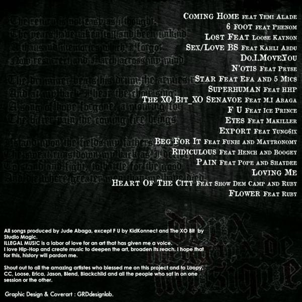 BN Download - M I - Illegal Music 2 | BellaNaija