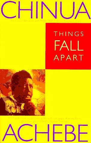 an analysis of the final paragraph of the book things fall apart by chinua achebe Examine the last paragraph in the book things fall angry that chinua achebe chose to write the book in english achebe wrote things fall apart.