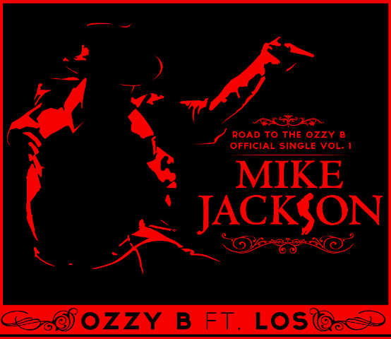 Ozzy-B-Mike-Jackson-poster