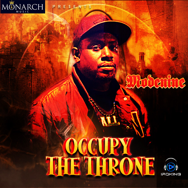 MODE-NINE_Occupy-The-Throne-Front