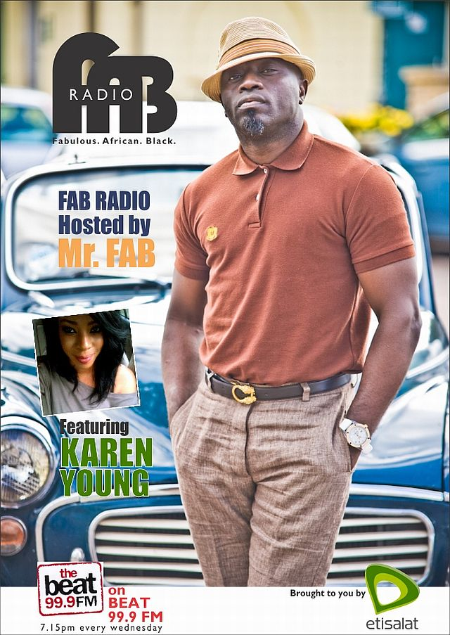 bn bytes fab media launches fab radio with mr fab karen young