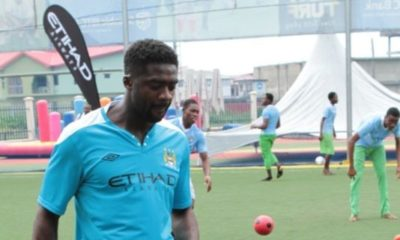 Kolo Toure handed coaching role with Ivory Coast Olympic team