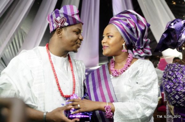 Titil Adelagun & Gbemileke Oscar Oyinsan Traditional Engagement - July 2012 - BellaNaija 050