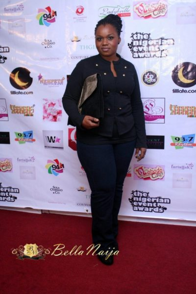 The Nigerian Event Awards 2012 – N6 and Others Attend the