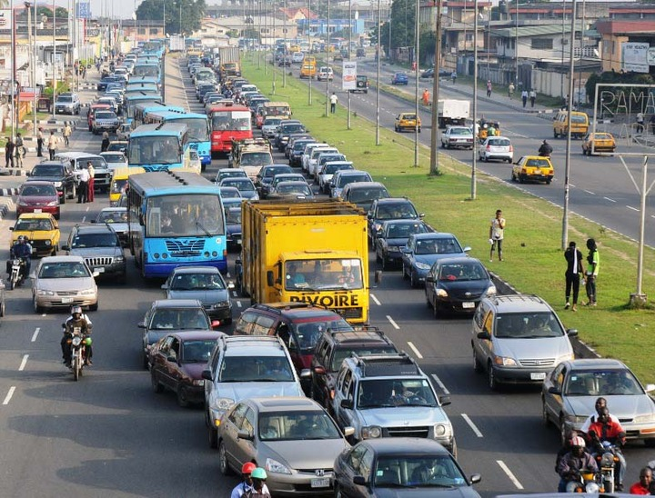 Diary of an Alternative Lagos Girl: Traffic, Trailers & Talkatives