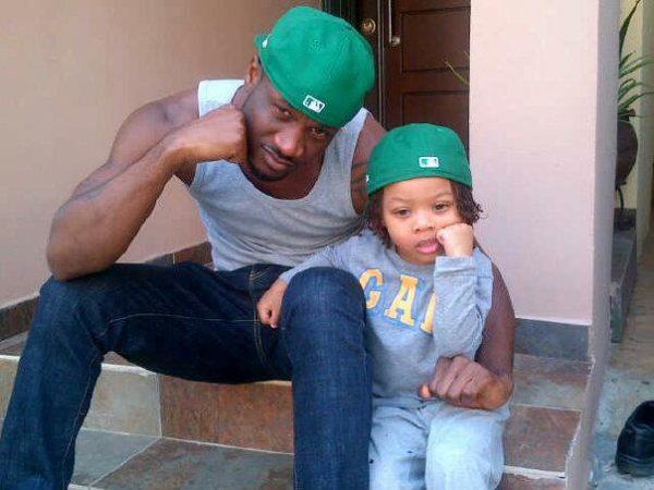 Peter & Cameron Okoye