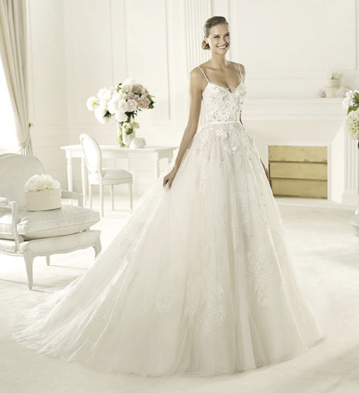 Wedding Gowns Collection: BN Bridal: Elie By Elie Saab For Pronovias 2013 Collection