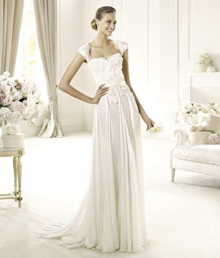 Buy Pronovias Wedding Dress Online 23 Great BellaNaija