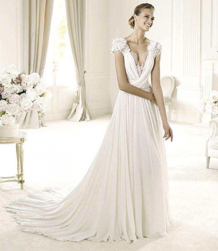 Price Of Pronovias Wedding Dresses 40 Beautiful BellaNaija