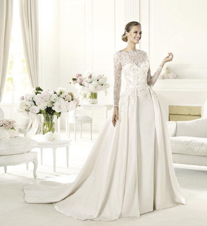 Buy Pronovias Wedding Dress Online 75 Lovely BellaNaija