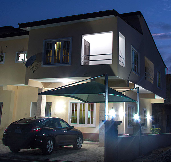 Own New Luxury Homes Within Your Budget! Fully Serviced 3 Bedroom ...
