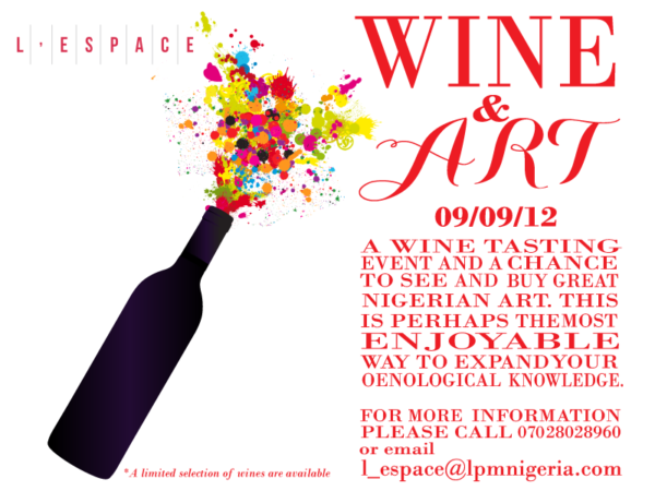 L'espace Wine and Art