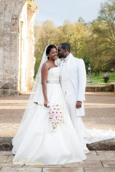 Stephanie Okereke Linus Idahosa Wedding Paris - September 2012 - BellaNaija035