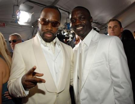 Wyclef-Akon