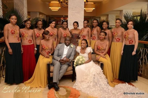 Yemi Shittu-Balogun & Goke Phillips Wedding - September 2012 - BellaNaija016