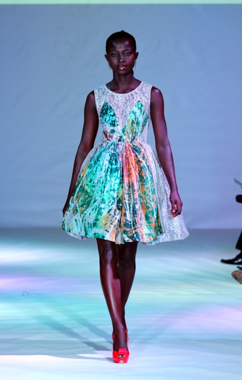 2012 Ghana Fashion Design Week Christie Brown