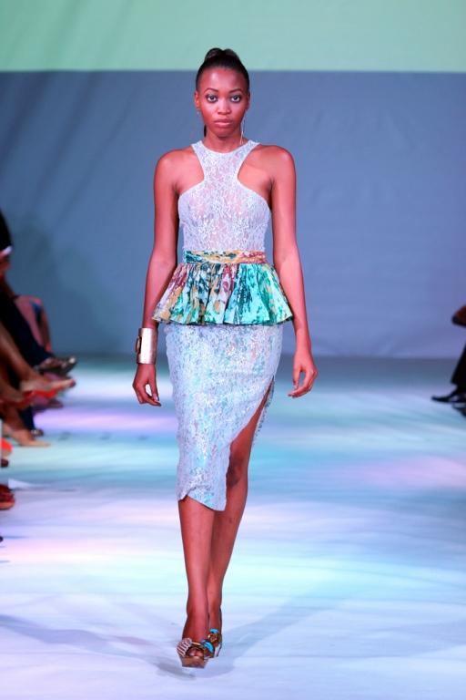 2012 Ghana Fashion Design Week Christie Brown