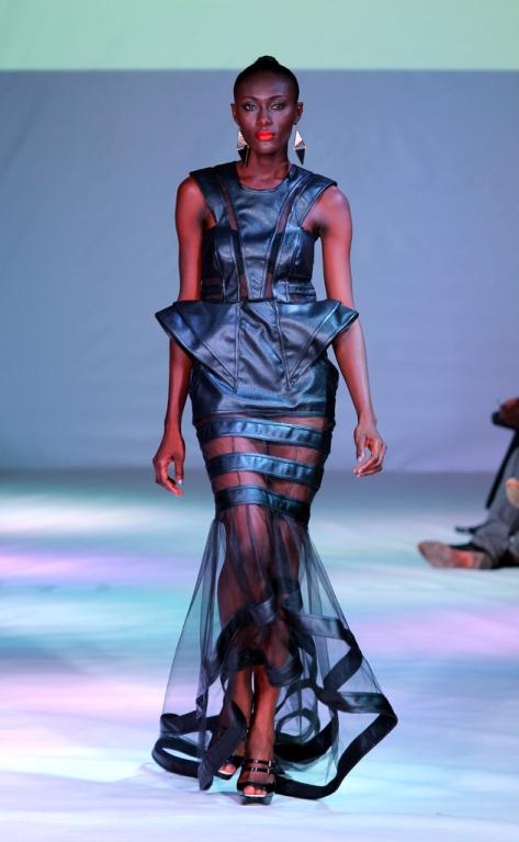 2012 Ghana Fashion Design Week Mimi Lee London