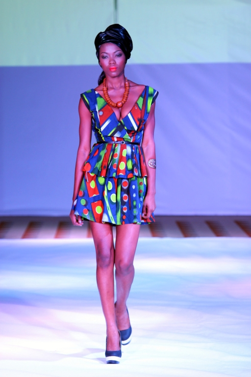 2012 Ghana Fashion Design Week Orange Culture Bellanaija