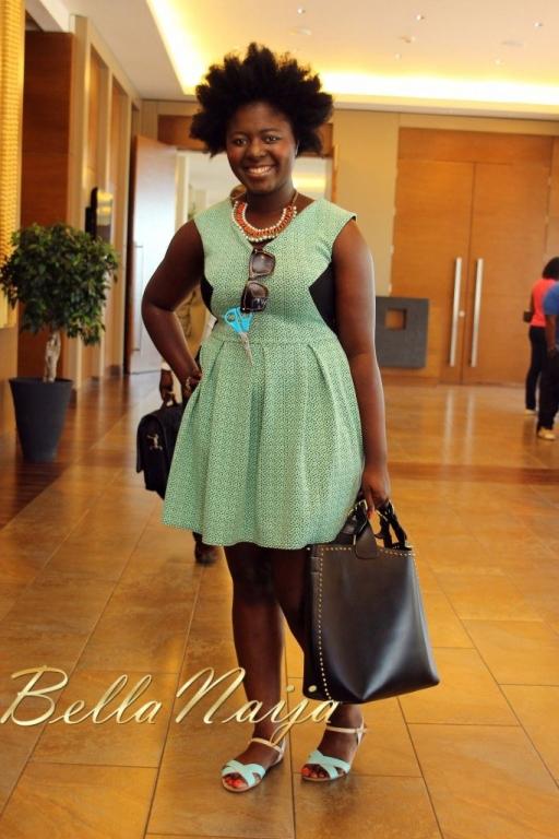 2012 Ghana Fashion Design Week Day 1 Street Style