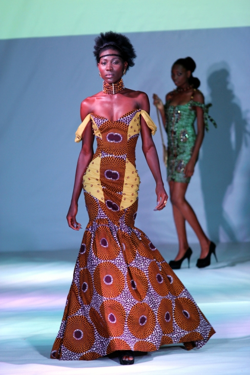 2012 Ghana Fashion Design Week Brigitte Merki